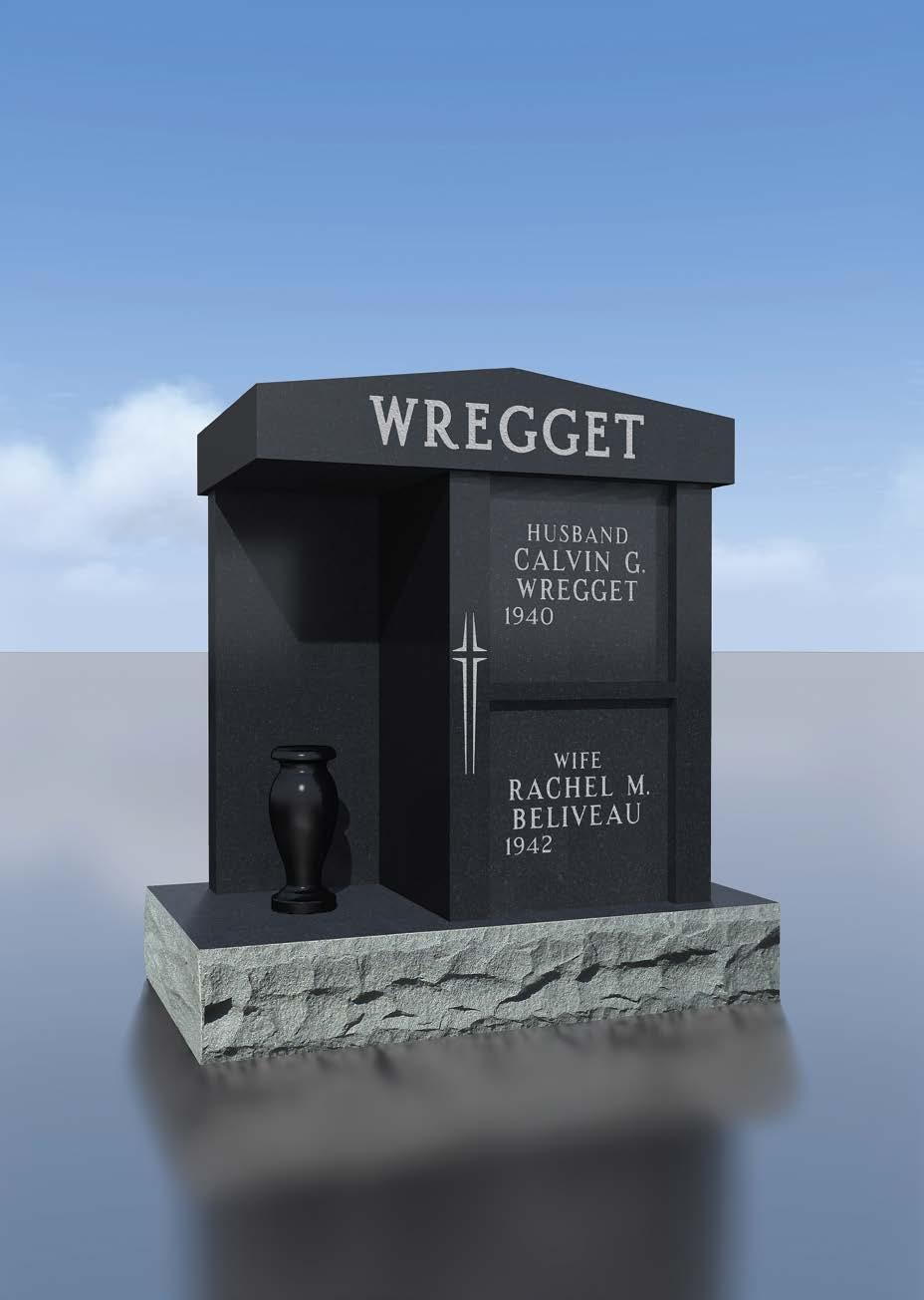 cv - wregget